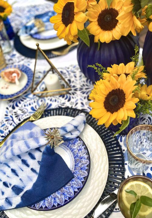 Mediterannean Inspired Table