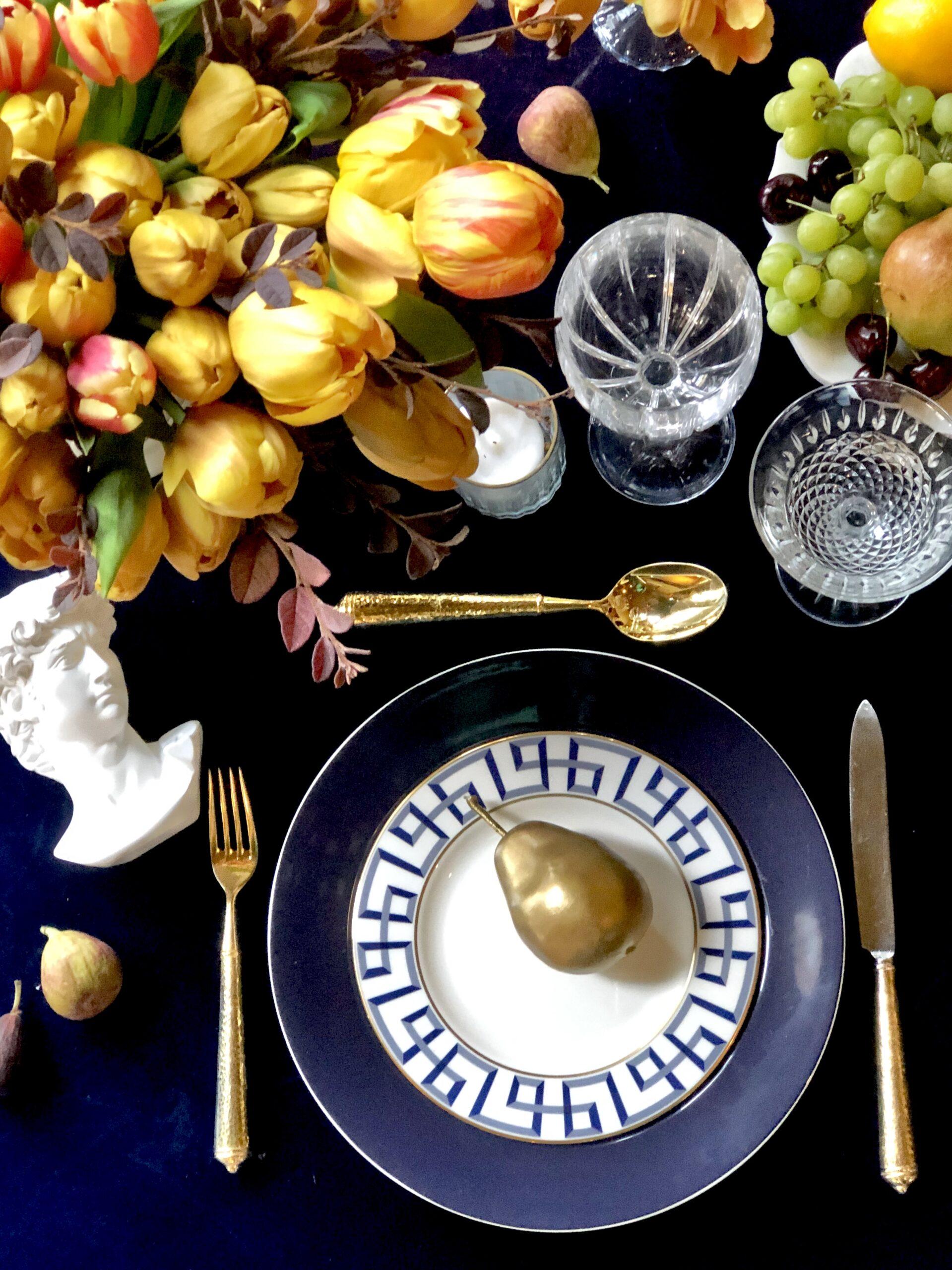 Fall Dinner Party Italian Inspired