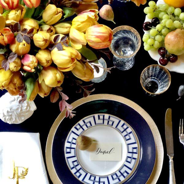 Fall Dinner Party | Italian Inspired