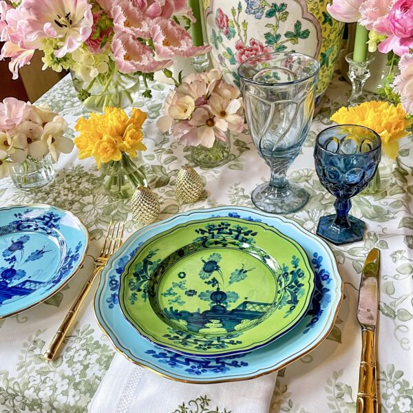 Five Tips to Help You Set a Beautiful Spring Table