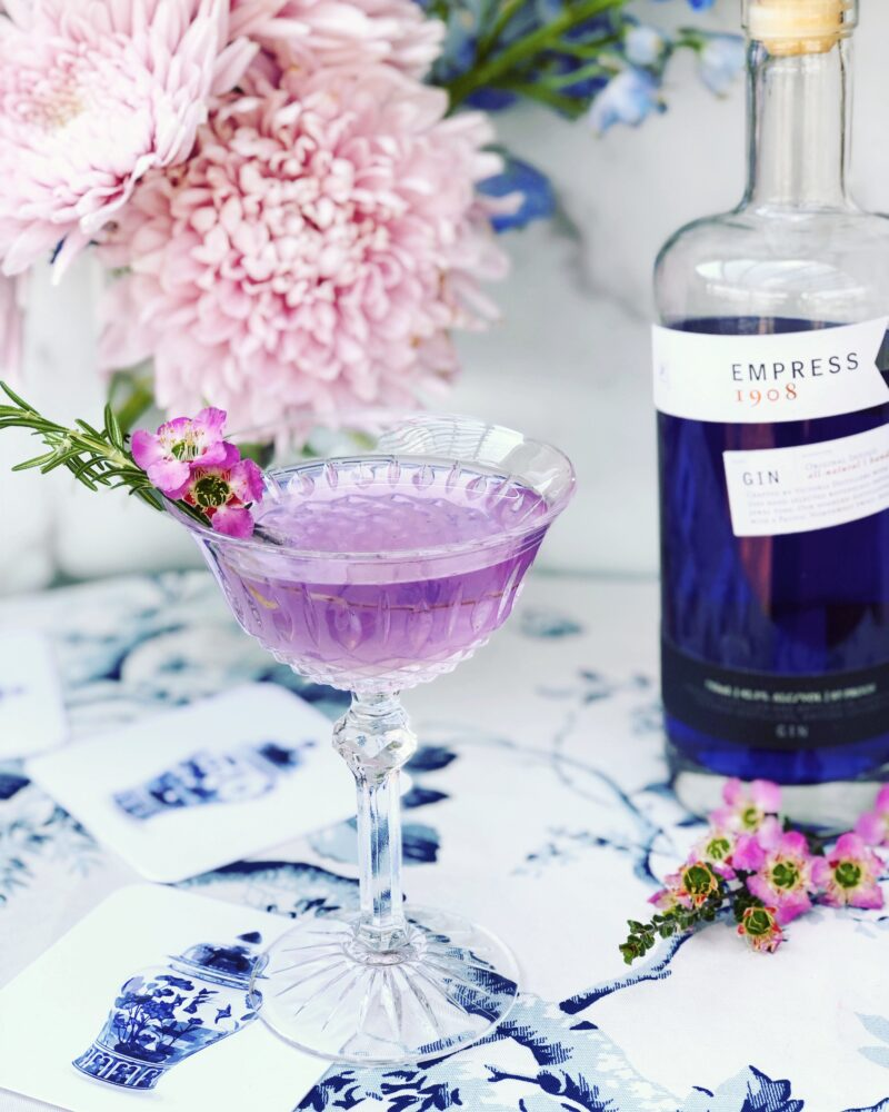 Empress Gin Cocktail